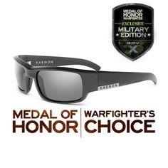 @Kaenon Arlo Sunglasses     Featured in #MedalofHonor