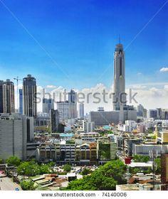 Bangkok - stock photo Bangkok, New York Skyline, Asia, Stock Photos, Travel, Viajes, Trips, Tourism, Traveling