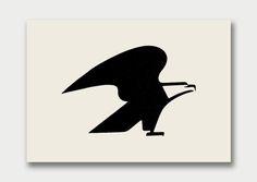 Creative Logo, Collection, International, Aviary, and image ideas & inspiration on Designspiration Logo Inspiration, Creative Inspiration, Silhouettes, Logo Luxury, Brand Icon, Bird Logos, Eagle Logo, Design Fields, Unique Logo