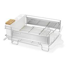 Williams-Sonoma Stainless-Steel Dish Rack, Large #williamssonoma