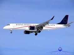 Republic Airways Embraer E-190