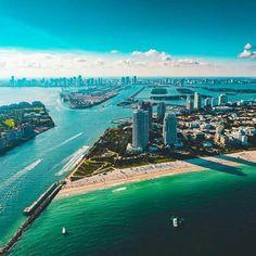 Miami South Beach Florida