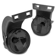 gmc sierra pickup fog light wiring harness kit 2007 to 2013 fog rh pinterest ch