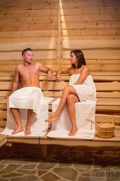 Sesja w saunarium dla pary :)