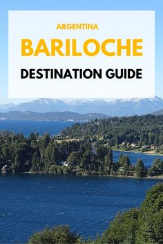 Bariloche is known for it's stunning nature, lakes and swiss style architecture. Check out our travel guide for things to do, where to stay, eat, how to get there + more!