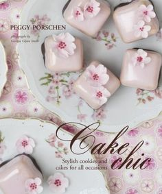 Love this book too, one of my many favorites when I'm feeling like creating really feminine treats with high style and clean lines.