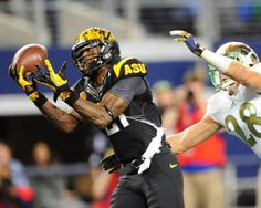 Philadelphia watches as Strong finds success at ASU