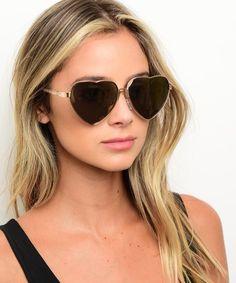 Heart Sun Glasses