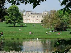 Lydiard House, Swindon. Just down the road from where I lived