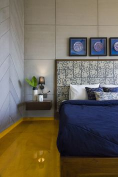 New Apartment Decorating Themes Interior Design 58 Ideas Apartment Interior, Apartment Design, Apartment Office, Apartment Ideas, Indian Bedroom Decor, Indian Bedroom Design, Apartment Decorating Themes, Bed In Living Room, Bed Room