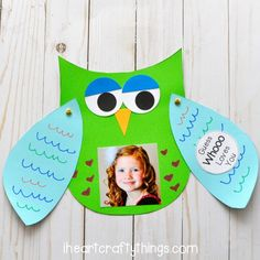 Make Father's Day special this year with this Guess Whooo Loves You Father's Day Kids Craft. A template is included to make this simple Father's Day Craft.