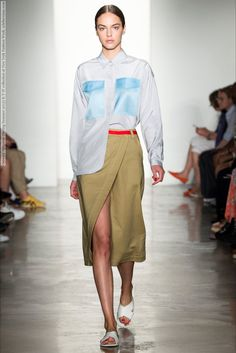 Ostwald Helgason (Spring-Summer 2015) R-T-W collection at New York Fashion Week  #AdriannaZajdler #AineOGorman #AlmaDurand #AnastasijaTitko #CaterinaRavaglia #FrancesCoombe #GwenLoos #JanicaCompte #JeniaIerokhina #JosefinGustafsson #JuanaBurga #JuliaFuchs #JulietteFazekas #KasiaKrol #LarissaMascarenhas #NewYork #OstwaldHelgason #SarahEngelland #SigneRasmussen See full set - http://celebsvenue.com/ostwald-helgason-spring-summer-2015-r-t-w-collection-at-new-york-fashion-week/