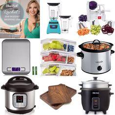 Rachel Maser's 2018 Holiday Shopping List! Meal Prep Grocery List, Clean Eating Grocery List, Clean Eating Diet, Easy Meal Prep, Easy Meals, Clean Eating Recipes, Diet Recipes, Healthy Recipes, Pasta Alternative