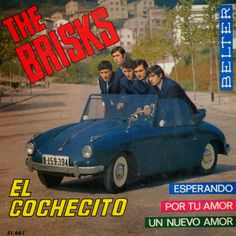 Yayo Salva Musical II: Mis discos de The Brisks