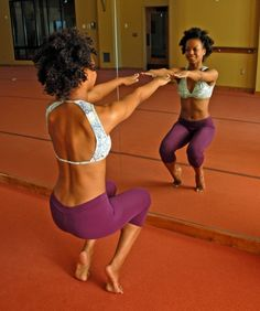 My Yoga Inspiration and Friend - Tori by bikram yoga billings, via Flickr