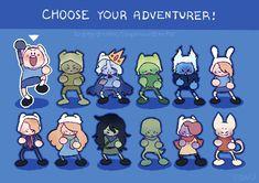 Adventure Time Finn, Cartoon Network Adventure Time, Adventure Time Wallpaper, Finn The Human, Jake The Dogs, American Dad, Princess Bubblegum, Marceline, Disney Cartoons