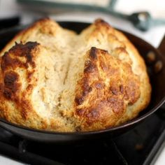 Irish Soda Bread | Get Baking With These 9 Tasty Bread Recipes Anyone Can Master | Bustle