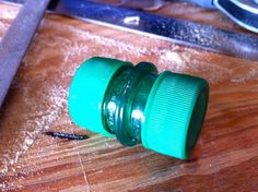 Picture of Plastic Soda Bottle Lid Capsule