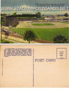 € 1,50 - code : USA-033 - St. Petersbourgh - stadium postcard cartolina stadio carte stade estadio tarjeta postal