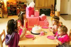 4-Year-Old Princess Birthday Party Ideas thumbnail