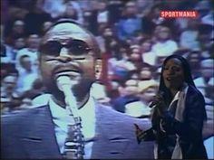 "Marvin & Nona Gaye - ""National Anthem"" (NBA Allstar-Game 2004)"