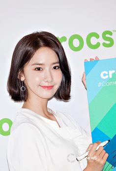 SNSD YoonA at CROCS' Styling Day | Wonderful Generation