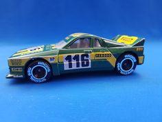 Lancia Rally, Rally car, lancia car model, sports cars model, specials car model, 1:40 scale cars, matchbox car, matchbox toys,  Lancia