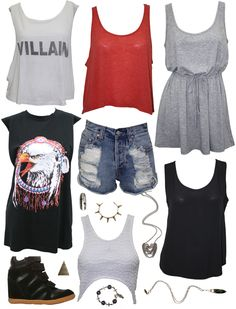 Cute Clothing Websites For Teenagers summer must have clothes