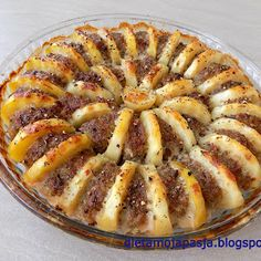 Low Carb Recipes, Diet Recipes, Cooking Recipes, Healthy Recipes, Polish Desserts, Polish Recipes, Pork Roast Recipes, Whats For Lunch, Aesthetic Food