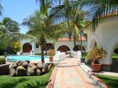 Mansion San Blas - Real Estate in El Majahual, La Libertad, El Salvador