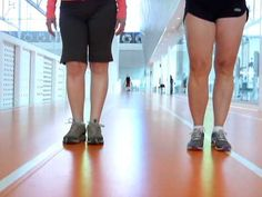 Race Walking. An incredible workout without the stress on your joints.