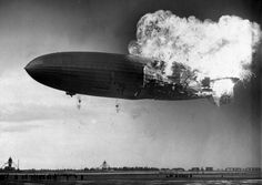 Photos: Marking 78 years since the Hindenburg disaster