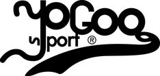 Bekannt pour mon logo yogoosport marque de vetement - pour mon marque ZW76