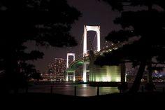 Giappone  ~ Rainbow bridge, Tokyo, Japan
