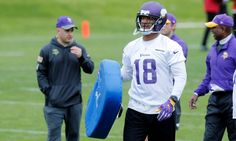 NFL suspends Vikings WR Michael Floyd four games = Friday afternoon, the National Football League announced that Minnesota Vikings wide receiver Michael Floyd has been suspended four games for a violation of the league's Policy and Program for Substances of Abuse. Floyd pleaded guilty to.....