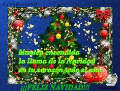 El árbol de Navidad.  https://www.cuarzotarot.es/navidad/arbol-de-navidad  #FelizViernes #FelizNavidad #MerryChristmas #VidaSana #Suerte #Deseos