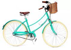 Bicicleta Urbana Summer, estilo retrô / vintage, marca Art Trike