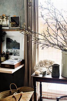 Linen curtians - Calico House (Brisbane) via Kara Rosenlund