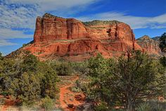 Sedona Photograph - Courthouse In Session by Donna Kennedy
