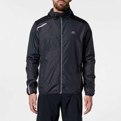 Jachetă Alergare Run Rain Gri Bărbați KALENJI - Decathlon.ro Jogging, Adidas Jacket, Rain Jacket, Windbreaker, Athletic, Decathlon, Running, Clothes, Outdoor