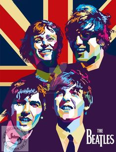 Beatles One, Beatles Poster, Beatles Photos, Beatles Guitar, Ringo Starr, George Harrison, John Lennon, Rock Poster, The Fab Four