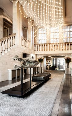 Westwing Style Trip in Berlin #interior #westwing #interior #style Das Stue