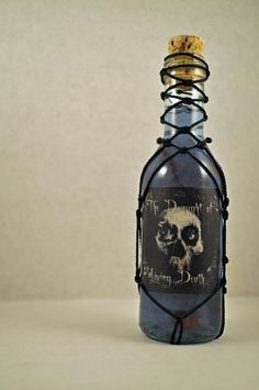 Love it!! The Draught of Living Death, A Harry Potter Decorative Potion Bottle on Etsy, $10.00