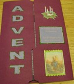 This lapbook has a variety of components and activities, including an inserted page on the inside. This lapbook covers the traditions of the Advent Season, the signs and symbols seen during this special time of year, Advent Wreath Prayers, and a few of the Saints and Feast Days of the season.