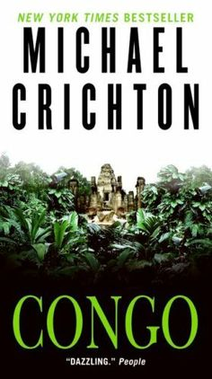 Congo by Michael Crichton, http://www.amazon.com/dp/0061782556/ref=cm_sw_r_pi_dp_YjNWpb1TNT0HG