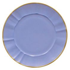 Periwinkle plates...........imagining serving on these!