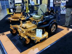 Take care of your yard work like a king with the Cheetah from Scag Mowers at Medina Tractor Sales.