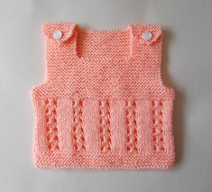 This cute little lacy vest top is just perfect for the warmer days ahead.