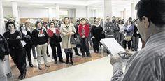 El Estado convoca 15.000 plazas para el 2016 y el consistorio de Castellón, 18. El Consell anuncia 1.055 puestos para docentes y otros 1.216 para sanitarios