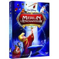 DVD Merlin l'enchanteur